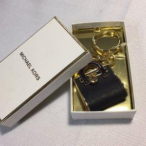 Michael Kors purse charm